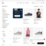 Extra 35% off Clearance Items at Nike