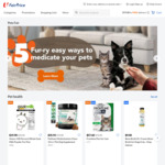$5 off ($25 Min Spend) on Pet Essentials at FairPrice On