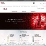 FREE SK-II 4 Piece Travel Gift Set with Min Purchase of $580 at iShopChangi