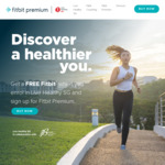 Free Fitbit Inspire HR Worth RRP $158.00 or Versa Lite Edition, Versa 2 or Charge 4 with 1 Year of Live Healthy SG