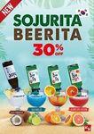 30% off Sojurita or Beerita at Chicken Up (Facebook Required)
