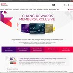 10% Off All Shilla Brauty Products at iShopChangi (First Time Changi Reward Members Shopping at iShopChangi)