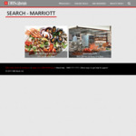 S$2++ Buffet for Every 2nd Diner at Marriott Cafe (DBS/POSB Cards)