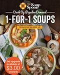 1 for 1 Ala Carte Soup at The Soup Spoon