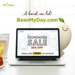 30% off Storewide at BeanMyDay