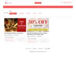 30% Off Total Bill at Taki Until 19 Oct Via JPassport (Free Membership)