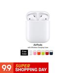 Apple Airpods 2 with Wireless Charging Case for $199 Delivered at eloadsg via Shopee