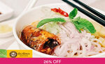 OLDTOWN White Coffee: $25 Cash Voucher for $18.50 @ Fave