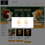 Tiger Sugar: $3 off Online Delivery Orders (Min. Spend $25)