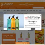 11% off For 11 Days at Guardian (Inc. Sale items) with $80 Minimum Spend