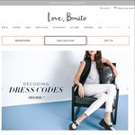 10% off Orders at Love, Bonito (Minimum Spend $70)