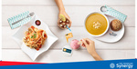 Pump Fuel at Esso and Redeem Free Treats - Udders Ice Cream, Soup Spoon and Pastamania