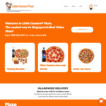 Little Caesar's Pizza: 1-for-1 Large Specialty Pizzas (From $15.49, Delivery Only)