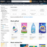 Buy 3, Get a Extra 20% off on Health, Household & Personal Care at Amazon SG