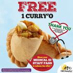 Free Curry'O Puff at Old Chang Kee (Healthcare Staff)