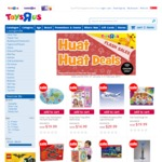 """Free Shipping at Toys""""R""""Us (Minimum $50 Spend)"""