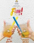Fizu for $1.50 (U.P. $3) with Any Purchase at Beard Papa