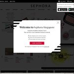 10% off at Sephora (In-Store & Online)