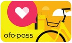 30 Day Bike Pass for $4.99 from ofo via Shopee
