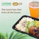 QQ Rice Mala Spicy Chicken Bento Set + Tamarind Tea for $5 (U.P. $10) Delivered at QQ Rice via GrabFood
