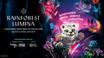 Rainforest Lumina: Admission Ticket + Led Wristband + $5 Retail Voucher for $11.25 (U.P. $23) at Klook