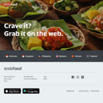 $5 off ($30 Min Spend) or $10 off ($50 Min Spend) at GrabFood [Citi Cards]