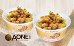 1 for 1 Salted Egg Pork Cube Rice Bowl ($13.90) at A-One Claypot House via Fave