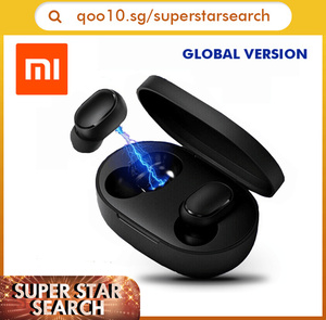 Xiaomi Wireless Earbuds $7.99 + $1.99 Delivery @ SpaceX via Qoo10