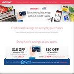 Redmart - $10 off ($110 Minimum Spend, Existing Customers) [Citibank Cards]