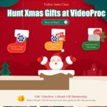 [Win, Mac] Christmas Gift Offer - Free Get VideoProc V3.5 1-Month VIP Membership