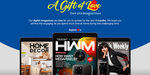 Digital Magazines Free for Three Months from SPH