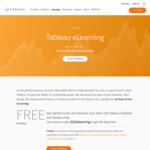 Free 90 day eLearning @ Tableau