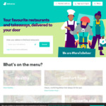 $12 off ($20 Min Spend) at Deliveroo [New Customers]