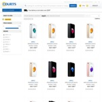 8% off All Apple Products at Courts