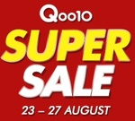 Qoo10 Coupons - $5 off When You Spend $25, $20 off When You Spend $100, $100 When You Spend $600