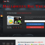 $59.95 iPhone Manager Halloween Giveaway (200 Copies Per Day) @Macxdvd