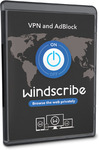 Free 50GB Per Month for 12 Months - Windscribe VPN via Chipcz