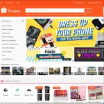 $10 Off Min $20 Spend at Shopee (New Customers Only)