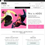 18% off Everything Sitewide at ASOS, Including Sale Items (Chinese New Year Offer)