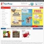 $10 off at NTUC FairPrice ($49 Minimum Spend)