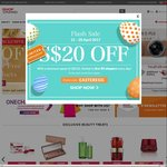 $20 Off $250 Minimum Spend at iShopChangi (First 80 Shoppers/Day)