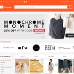 18% off Women's Fashion (Apparel, Shoes, Bags & Watches) Categories at Shopee