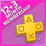 PlayStation Plus Chinese New Year Offer - 12 Month Membership & 3 Bonus Months for $43.90