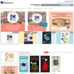 25% off Storewide at Kinokuniya Main Store (Privilege Card Members)
