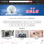 90% off at Selected Salons via Vaniday