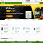 Free Shipping on Orders Over US $20 at iHerb