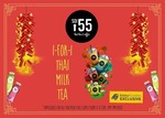 1 for 1 Thai Milk Tea at Soi 55 (4pm to 7pm Daily, Pickering Street, Instagram Required)
