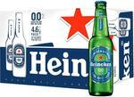 Heineken 0.0% Zero Beer Bottle 24x330ml $47.50 from Redmart via Lazada