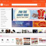 $10 off $20+ Spend Storewide at Shopee (New Customers)