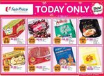 NTUC FairPrice Specials  - Yeo's Tetra Pack $4.85, Anlene Gold 1kg Milk Powder $16.50, CP Chicken Gyoza $7.65 + More